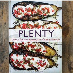 Plenty Vegetarian Cookbook by Yotam Ottolenghi